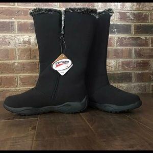 Propet Womens Madison Tall Zip boot size 9